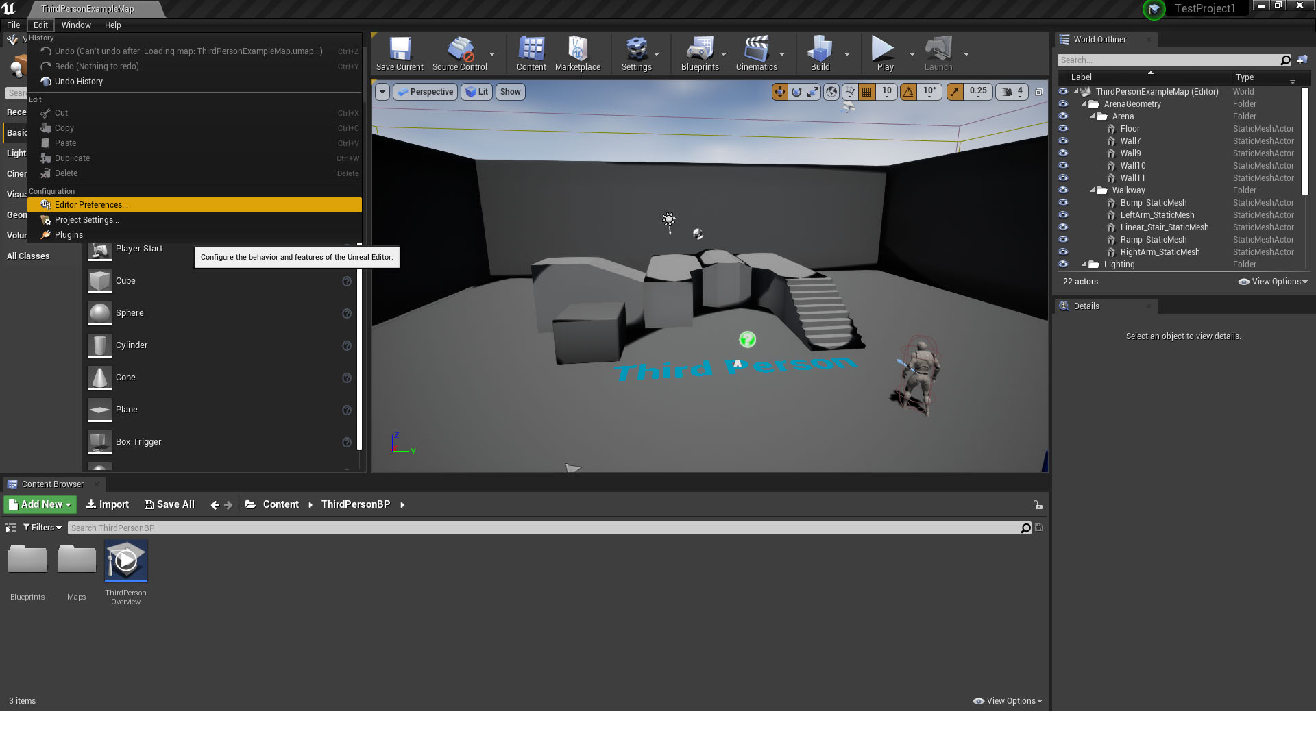 Unreal Engine 4 日本語にする方法1